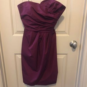 J. Crew Strapless Dress - Size 2